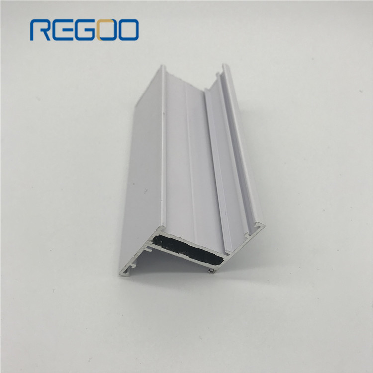 China Manufacturer Extruded Aluminum Profile Frame for Window,Doors,Solar Pannel,Picture Frame