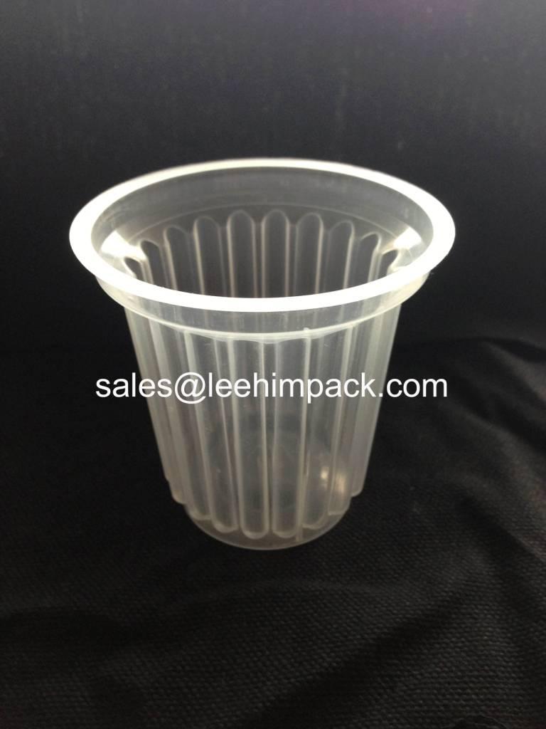 Caramel PP cup