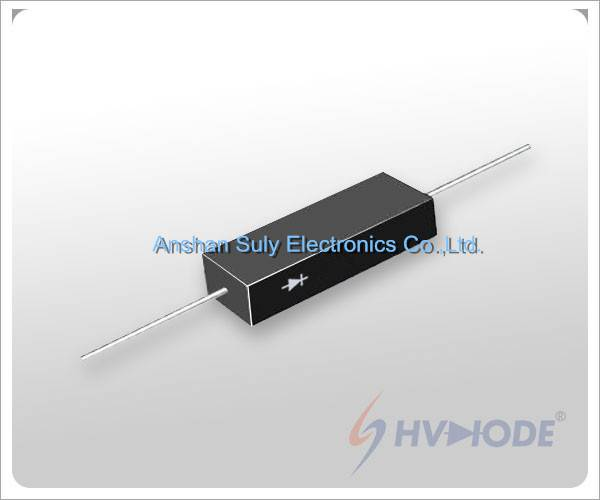 Manufacture Hvdiode Lead Wire High Voltage Rectifier Silicon Blocks