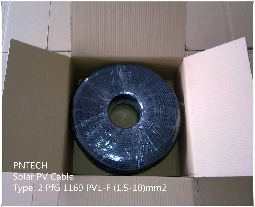 Best Price High Quality Australia Tuv Solar Cable Single Core 25mm²