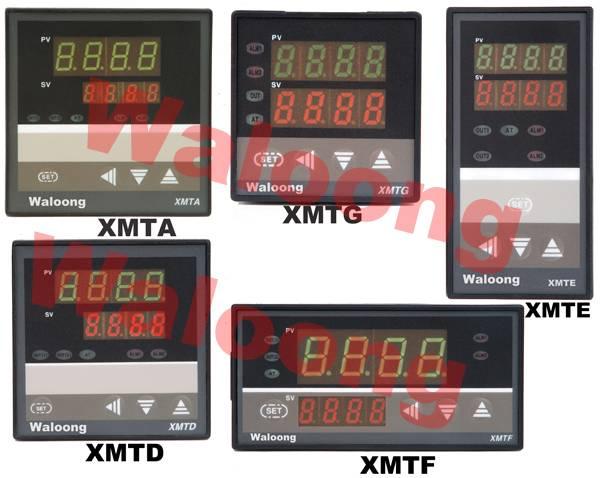 XMT-9000 Series Intelligent Digital Temperature Controller