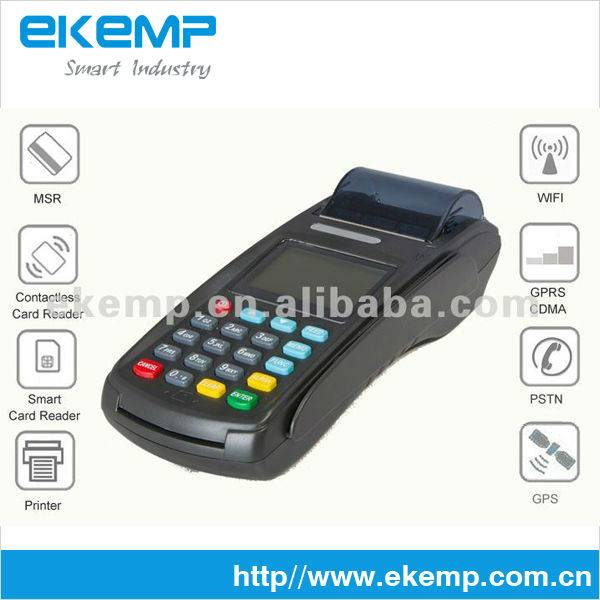Wireless POS with MSR EMV (N8110)