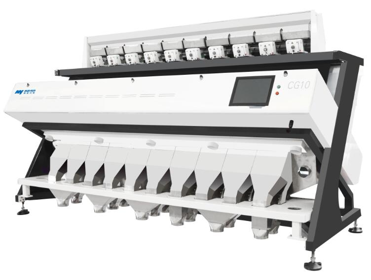 black beans red beans color sorting machinery optical sorting machine