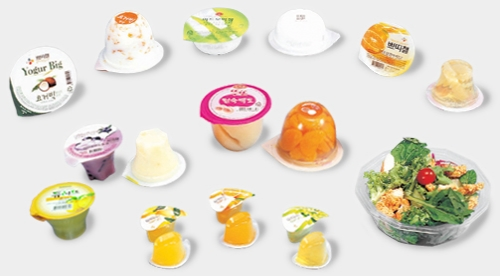 ESAENG PP Barrier Fruit Jelly Cup