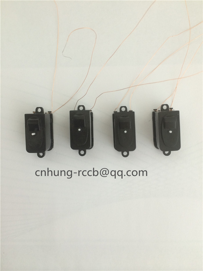 CNHUNG magnetic RCCB accessory trip