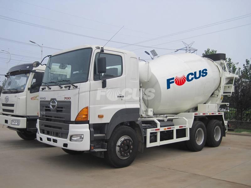 Concrete Mixer Truck,Concrete Mixer Truck For Sale
