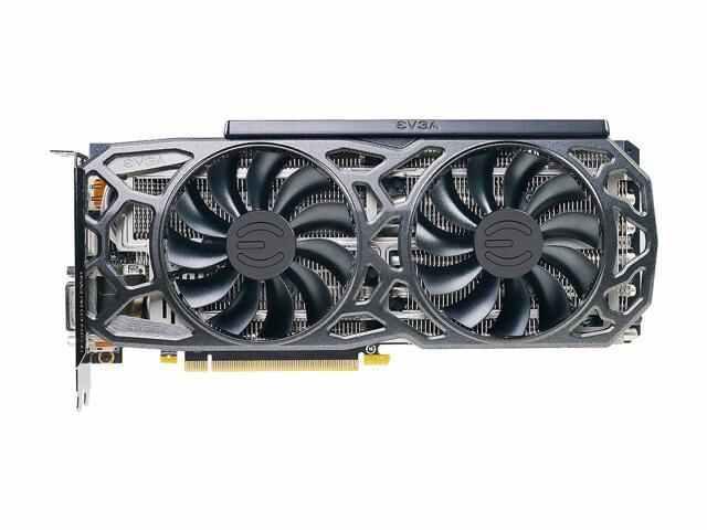 EVGA Geforce GTX 1080TI Black edition