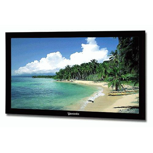 High Gain(Metal Viewer) Frame Projection Screen