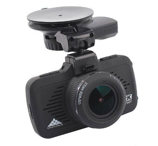 "2.7"" Full HD 1296P Ambarella A7LA50 Car Video Camera Recorder with GPS"