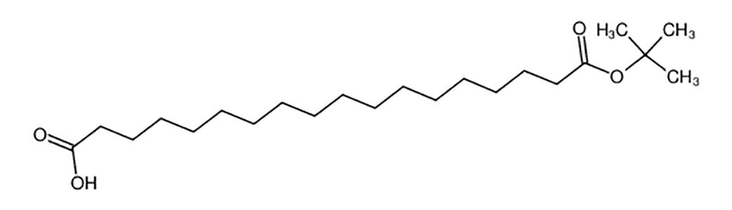 18-[(2-methylpropan-2-yl)oxy]-18-oxooctadecanoic acid