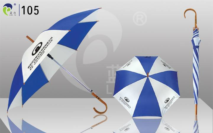 Straight Promotion Umbrella Auto Open