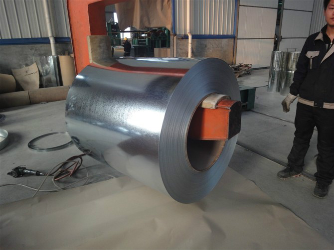 2.0mm hot dipped galvanized steel coil