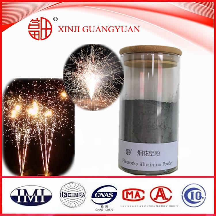 Aluminum Powder for Fireworks