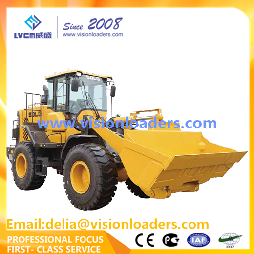 SDLG 3T L938F Wheel loader LG938L Shovel loader for sale