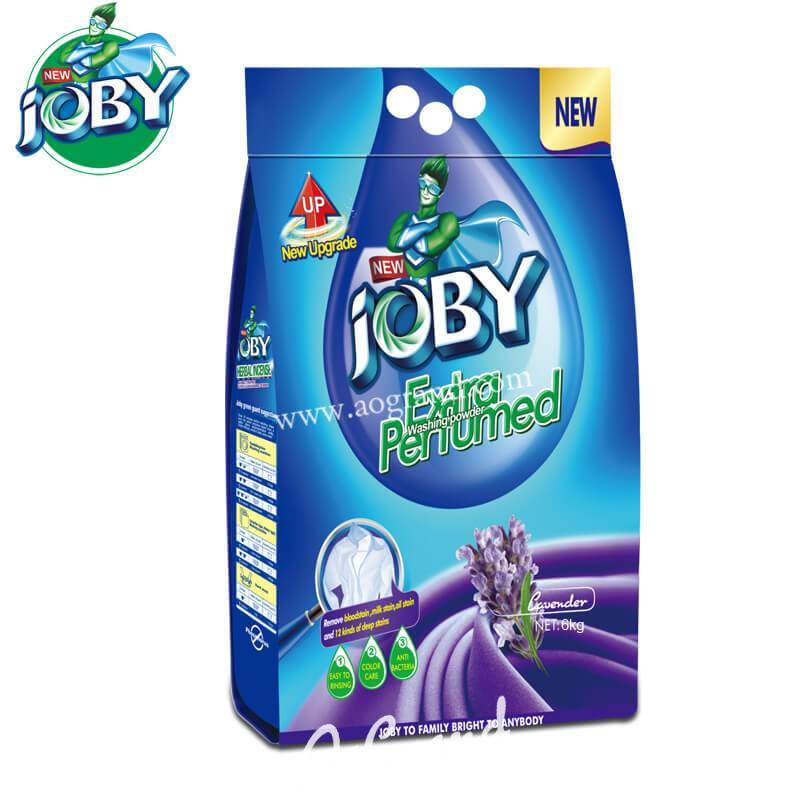 machine washing laundry detergent powder