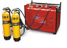 high pressure compressor, breathing