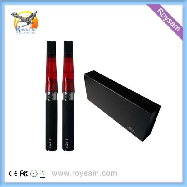 Newest Arrival! Top Quality E-Cigarette EGO-T 650mAh 900mAh 1100mAh