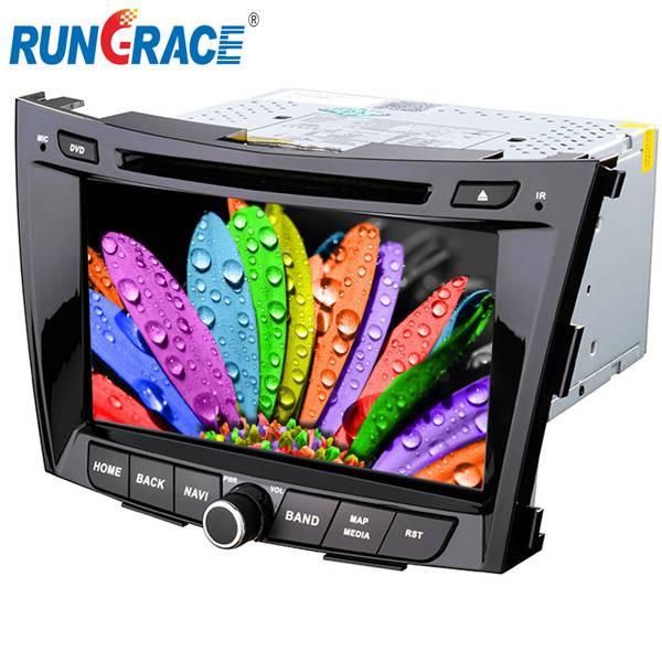 Car DVD Multimedia Player Rungrace for Ssangyong Tivoli