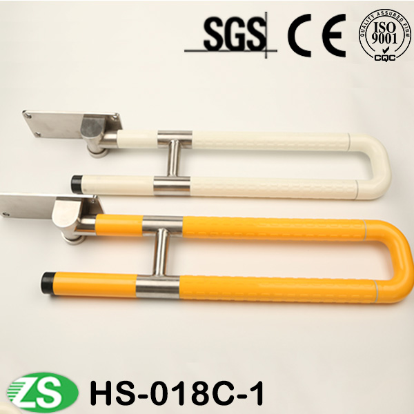 High Quality ABS Stainless Steel Hallway Handrail For Hospital And Public Use