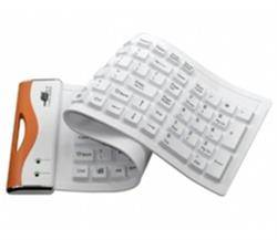 Silicone rubber keyboards, keypads, keys and buttons