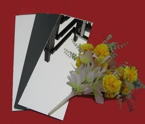 Large Aluminum Mirror sheet