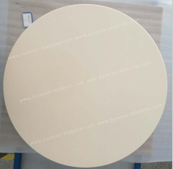 manufacturer of ceramic block for sapphire wafer