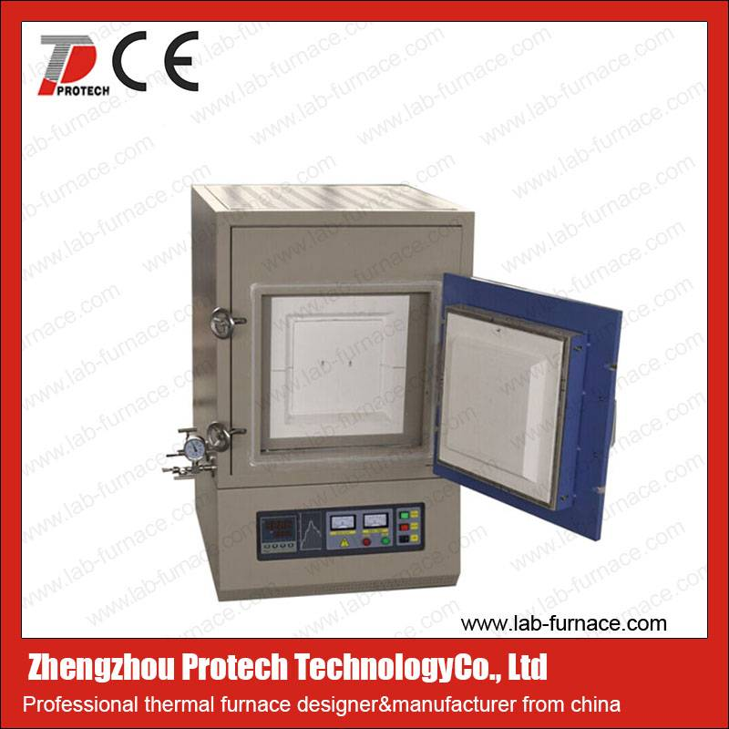 1200c high temperature atmosphere box furnace