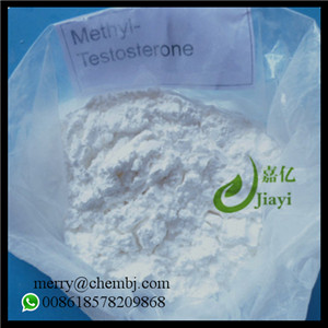 Professional 17-Methyltestosterone Steroid Powder CAS 58-18-4
