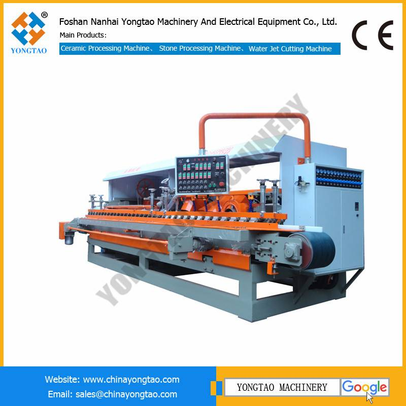 Yte 1200 14 Heads Multifunction Ceramic Tile Process Machine For
