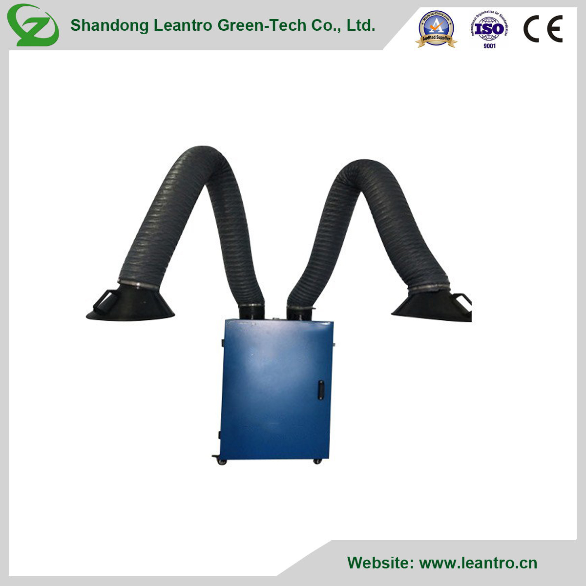 High Quality Clean Fume Extractor Systems of Welding Fume Collector