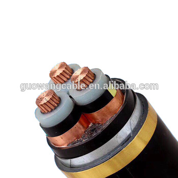 IEC Standard Cabos Eletricos 4 Core Swa Cable 35mm Power Cable