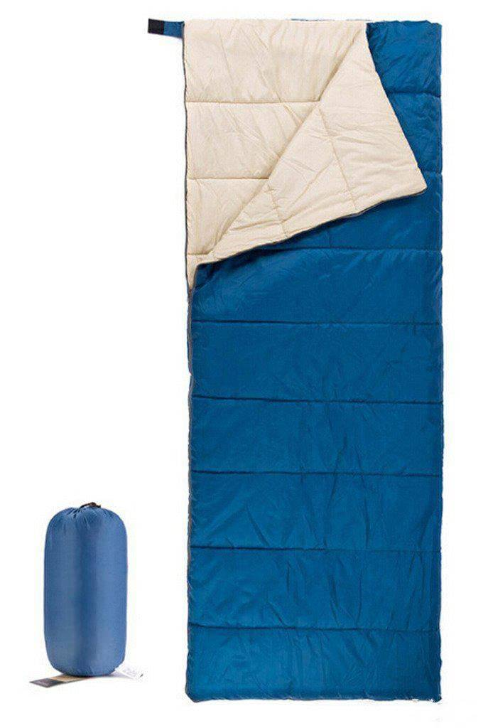 Sports Winter Sleeping Bags Envelope Ultralight Compact Sleeping Bag with Carrying Bag