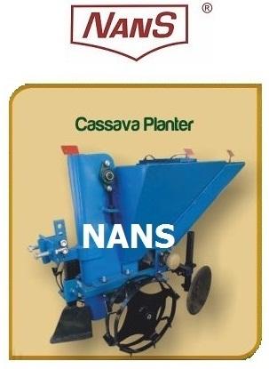 Cassava Planter