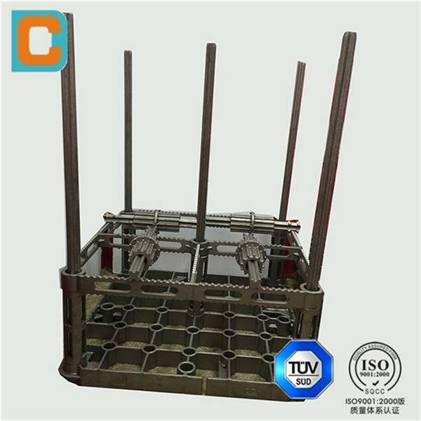 alloy steel heat treatment basket, material basket,heat resistant