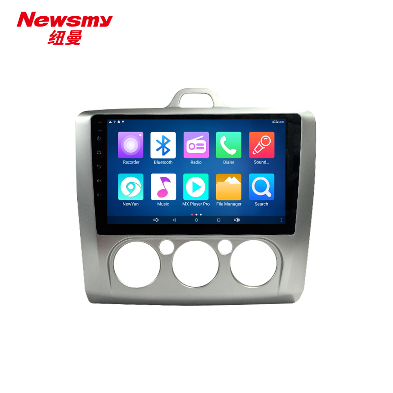 NM9044-H-H0 (Ford Old Focus 2009) no canbus Newsmy CarPad4 head unit Android 5.0 with Newyan APP