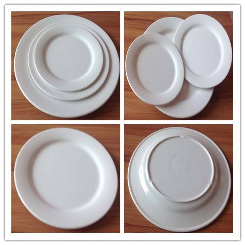 6INCH FLAT ROUND PLATE
