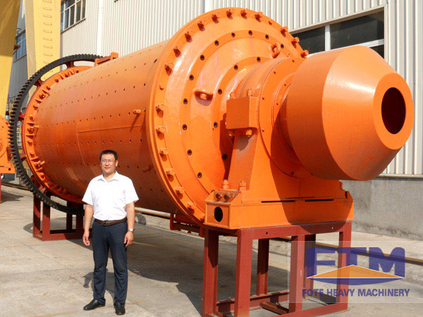 Hot Sale Energy Saving Ball Mill Machine
