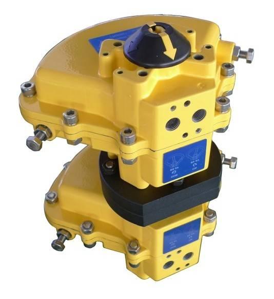 Vane Actuator (DFV010 to DFV180)