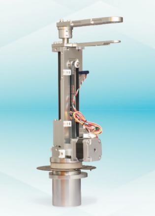 Customized rocker arm sampling mechanical transmission part for auto analyzer