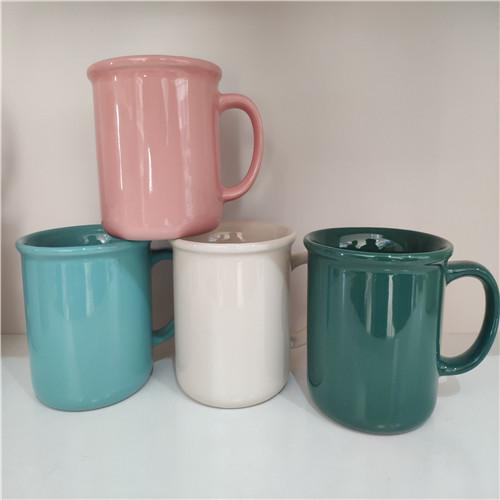 enamel look like mug