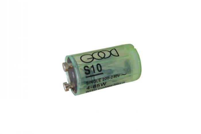 Fluorescent Starter-- S-10-3