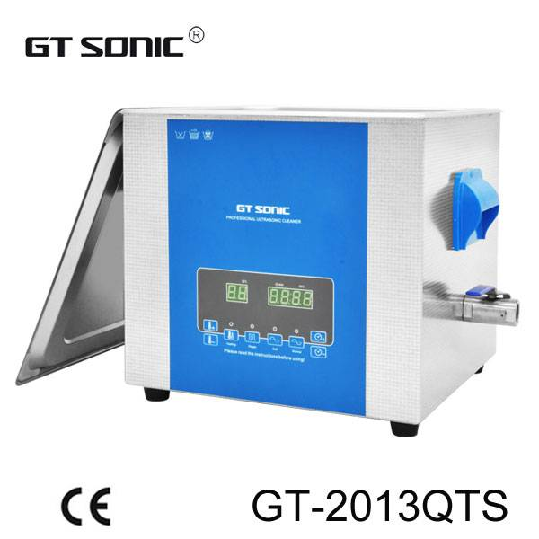 GT-2013QTS 13L MENTAL PARTS ULTRASONIC CLEANER