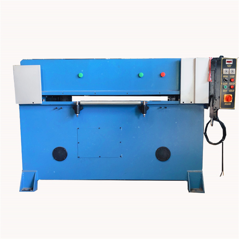 leather clicker press machine