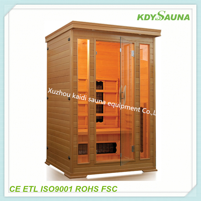 2018 hot sales details solid wooden sauna steam sauna room