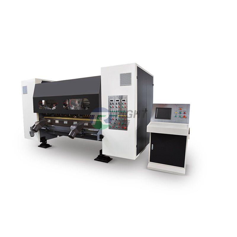 Corrugation Machine Fully Computer Slitting Machine with Zero Scoring