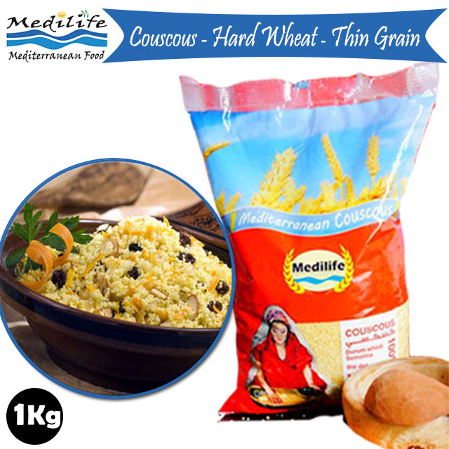 Couscous Thin Grain 1 kg