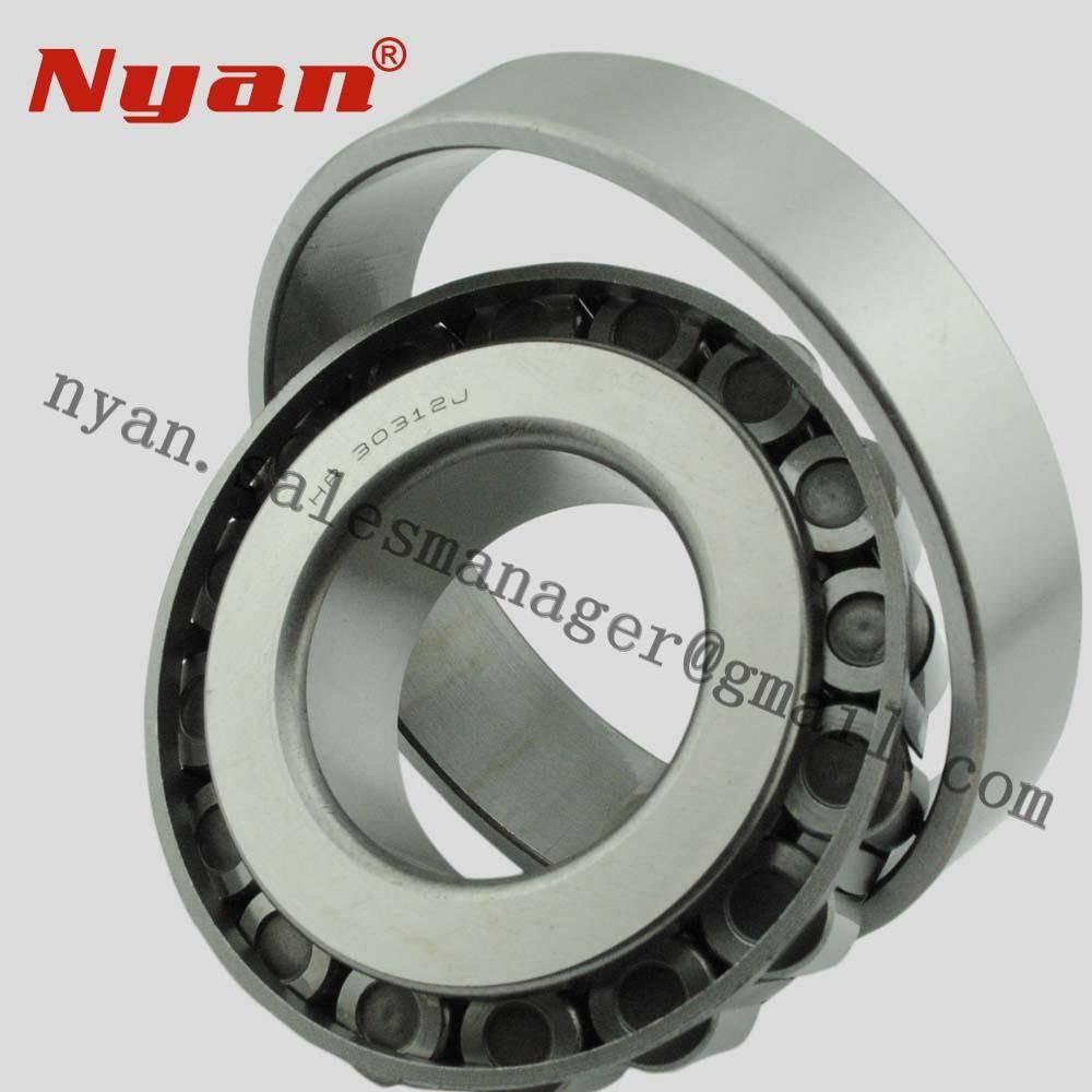 Excavator Bearings supplier manufacturer NYAN Bearing hr30312j