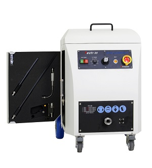 Dry ice blaster (Tech-35K)