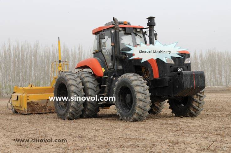 Tractors 160hp-440hp,with A/C cabin