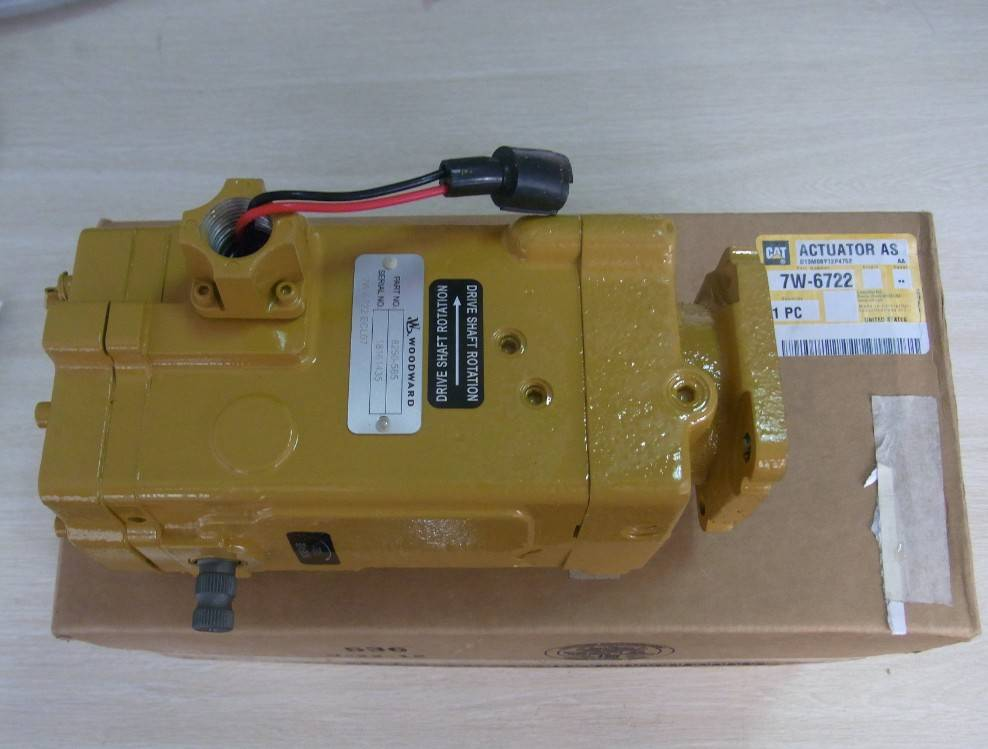 Genuine CAT Actuator 253-0616 ACTUATOR AS Parts for Caterpillar Diesel Engine